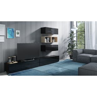 Yerger Entertainment Unit For TVs Up To 88