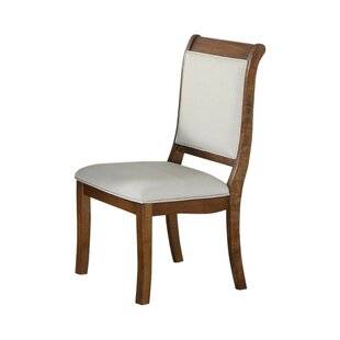 Fabien Wooden Upholstered Dining Chair (S..
