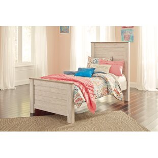 Theus Panel Bed