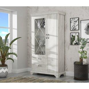 Tarkan Display Cabinet By Ebern Designs