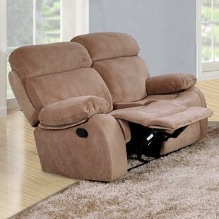 Compare prices Meniru Reclining Loveseat by Red Barrel Studio Reviews (2019) & Buyer's Guide