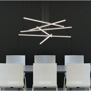 Poythress 3-Light LED Novelty Pendant by Orren Ellis