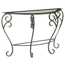 Stratford Foyer Table by Stone County Ironworks