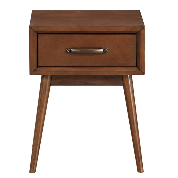 Incroyable George Oliver Ripton Mid Century Modern End Table U0026 Reviews | Wayfair
