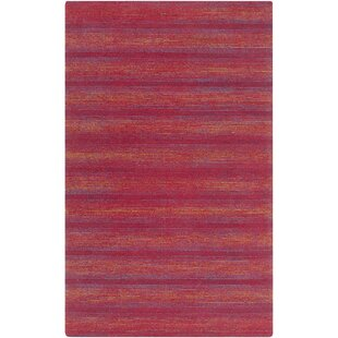 Chasse Cherry Indoor/Outdoor Area Rug