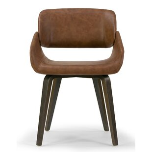 Berthiaume Solid Wood Dining Chair by George Oliver