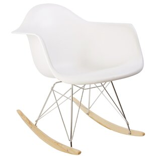 Jenine Rocking Chair by Orren Ellis