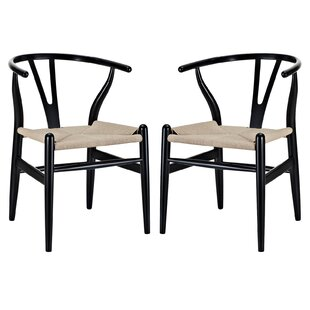 Sydnee Solid Wood Dining Chair (Set of 2)..
