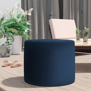 Billings Outdoor Pouf Ottoman