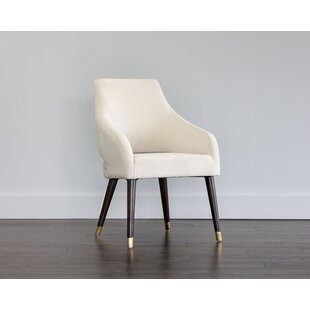 5West Adelaide Upholstered Dining Chair by Sunpan Modern