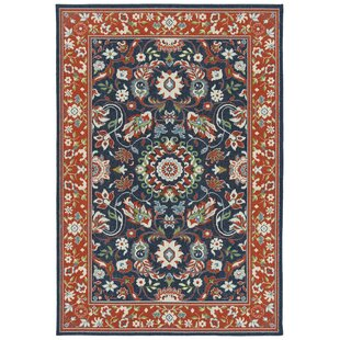 Kirsty Red Indoor/Outdoor Area Rug