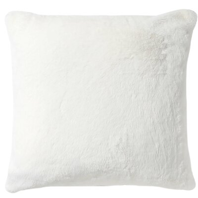 Luxury Decorative Pillow Cover White