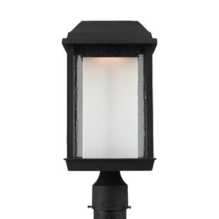 Reviews Antonin 1-Light LED Lantern Head By August Grove