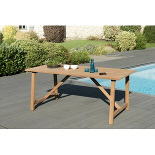 Zetilla Teak Dining Table Image