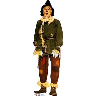 Scarecrow - Wizard of Oz 75th Anniversary Cardboard Standup By Advanced Graphics