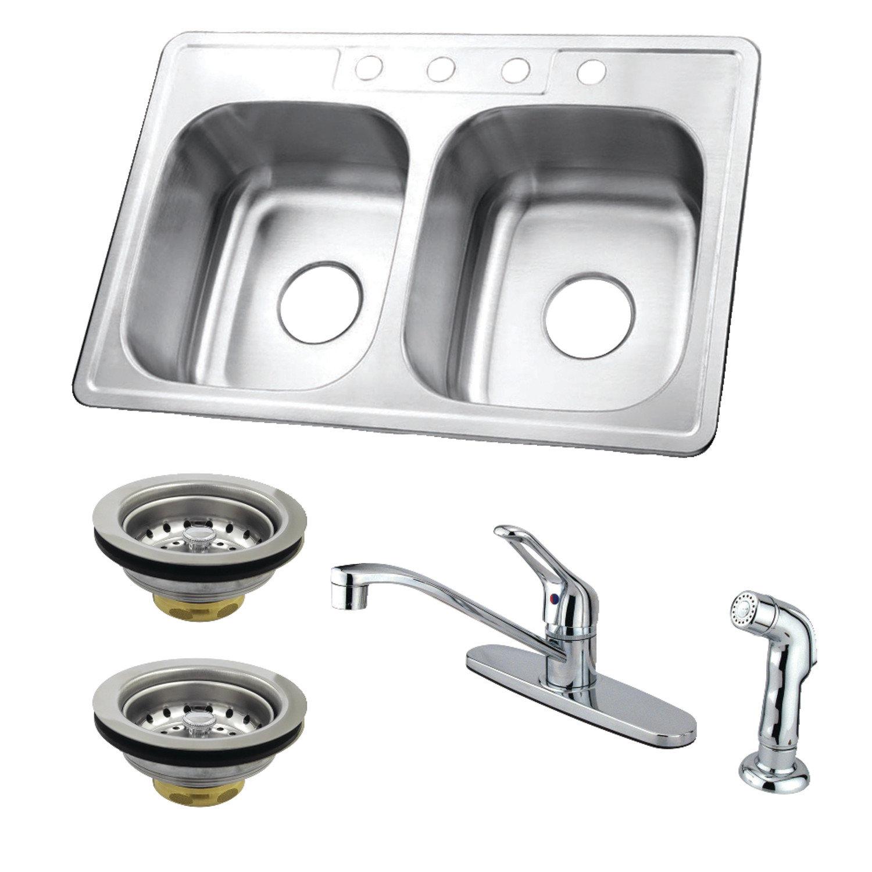 Find The Perfect Kitchen Sinks Wayfair