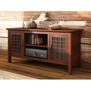Find a Alcanza TV Stand for TVs up to 50 by Loon Peak Reviews (2019) & Buyer's Guide