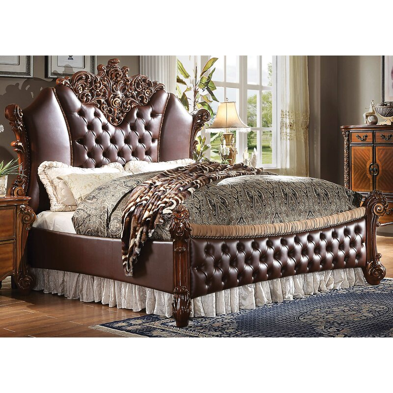 Cozzy Design Mackay Upholstered Standard Bed Wayfair