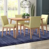 Tunis 5 Piece Dining Set by Langley Street™