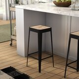 Alexa 26 Bar Stool by Laurel Foundry Modern Farmhouse®