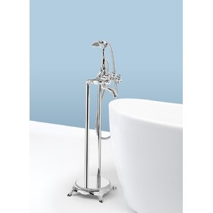 AKDY Diverter Tub and Shower Faucet with Double Handle