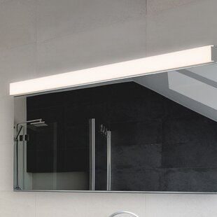 Sonneman LED Wide 1-Light Bath Bar