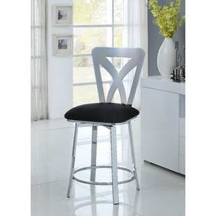 Fortenberry Swivel Bar Stool by Latitude ..