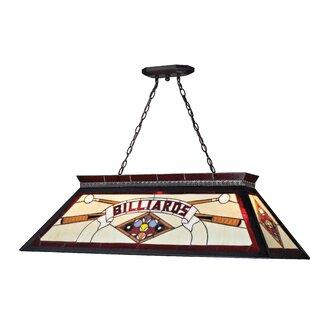 Chappelle 4-Light Billiard Light