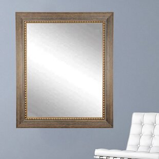 Brandt Works LLC Wood Trail Wall Mirror