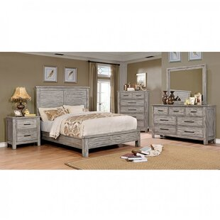 Loon Peak Reynolds Panel Configurable Bedroom Set