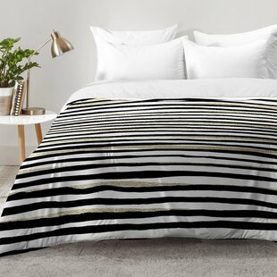 Benalla Stripes Comforter Set by Willa Arlo Interiors
