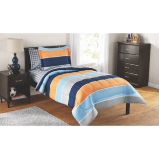 Kemper 5 Piece Comforter Set