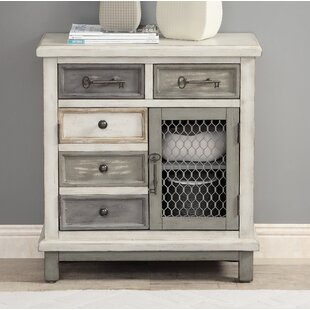 Fugate 5 Drawer Accent Cabinet