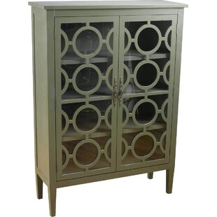 AA Importing Newbury China Cabinet