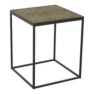 Compare Raina End Table by 17 Stories