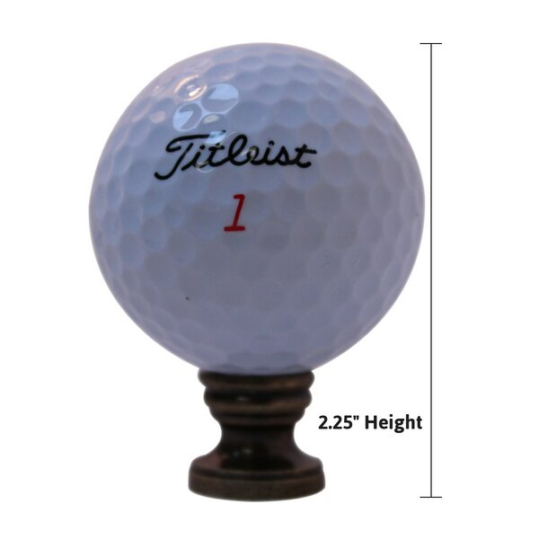 Home Concept Golf Ball Lamp Finial Wayfair