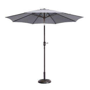 Coalville Auto Tilt 9' Market Umbrella