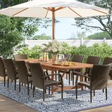 Brighton 11 Piece Dining Set