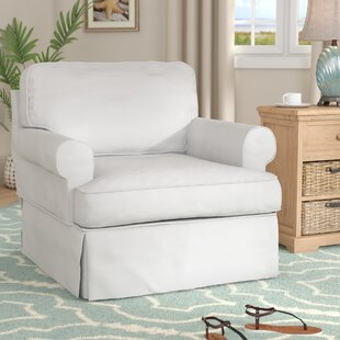 Coral Gables T-Cushion Armchair Slipcover