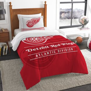 4f752681010 NHL Draft 2 Piece Twin Comforter Set