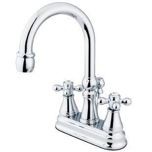 Kingston Brass Centerset Bathroom Faucet