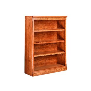 Darla Standard Bookcase by DarHome Co Best Choices