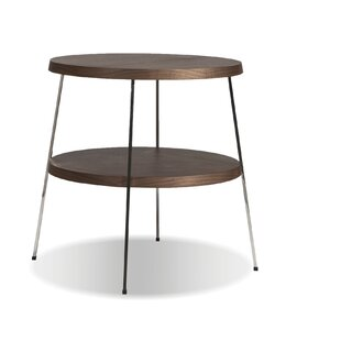 Shreya End Table by Wrought St..
