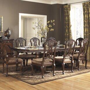 Clemson Rectangular 9 Piece Dining Set