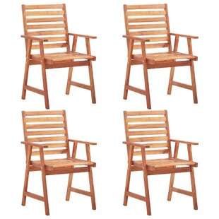 Artifore Garden Chair (Set Of 4) By Sol 72 Outdoor