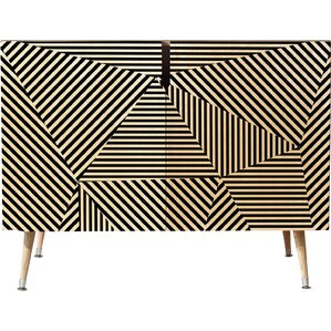Columbus Dazzle Accent Cabinet by Mistana