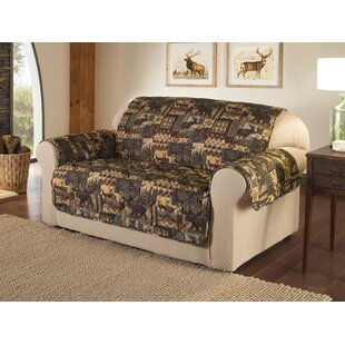 Reviews Lodge Box Cushion Sofa Slipcover by Innovative Textile Solutions Reviews (2019) & Buyer's Guide