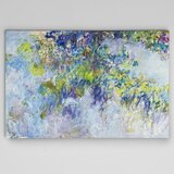 'Wisteria' by Claude Monet Print