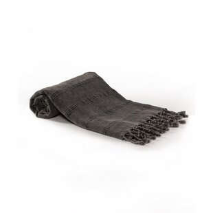 Selsey Stonewashed Turkish Cotton Bath Towel