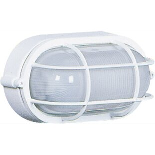 Munson Outdoor Bulkhead Light